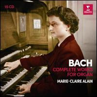 Bach: Complete Organ Works [1959-1967] -