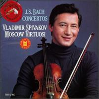 Bach:Concertos, BWV 1043,1044,1060,1064 - Alexei Utkin (oboe); Arkady Futer (violin); Boris Garlitsky (violin); Elena Duran (flute); Moscow Virtuosi;...