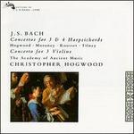Bach: Concertos for 3 & 4 Harpsichords