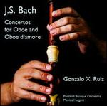 Bach: Concertos for Oboe and Oboe d�amore