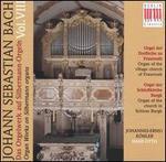 Bach: Das Orgelwerk auf Silbermann-Orgeln, Vol. 8