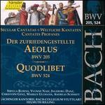 Bach: Der zufriedengestellte Aeolus; Quodlibet