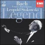 Bach: Famous Transcriptions [Includes DVD: Rare Performance of Stokowski on Film]