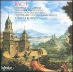 Bach: Fantasia in C minor; Two-Part Inventions; Three-Part Inventions; Chromatic Fantasia & Fugue