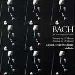 Bach for Unaccompanied Violin