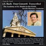 Bach: Four Concerti [Transcribed]