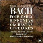 Bach: Four Early Sinfonias