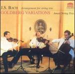 Bach: Goldberg Variations (Arrangement for String Trio)