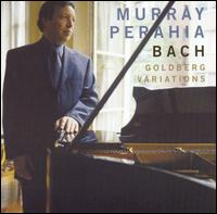 Bach: Goldberg Variations - Murray Perahia (piano)