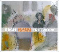 Bach: Goldberg Variations - Asako Morikawa (viol); Fretwork; Liam Byrne (viol); Reiko Ichise (viol); Richard Boothby (viol); Richard Tunnicliffe (viol);...