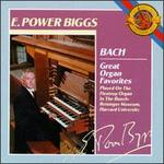 Bach: Great Organ Favorites