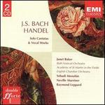 Bach, Handel: Solo Cantatas & Vocal Works
