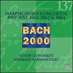 Bach: Harpsichord Concertos, BWV 1052, 1061, 1063, 1064