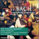 Bach: Harpsichord Concertos Vol. 3
