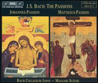 Bach: Johannes-Passion; Matthäus-Passion - Bach Collegium Japan Orchestra; Chiyuki Urano (bass); Gerd Türk (tenor); Ingrid Schmithusen (soprano); Jun Hagiwara (bass);...