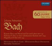 Bach: Kantate Herz und Mund und Tat und Leben; Sinfonia; Magnificat - Andrea Lauren Brown (soprano); Julian Prégardien (tenor); Lydia Teuscher (soprano); Olivia Vermeulen (alto);...