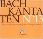 Bach: Kantaten No. 13