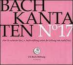 Bach: Kantaten No. 17