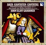 Bach: Kantaten - Alastair Mitchell (baritone); Alison Bury (violin); Anthony Robson (oboe d'amore); Anthony Rolfe Johnson (tenor); English Baroque Soloists; Nancy Afgenta (soprano); Nancy Argenta (soprano); Olaf Bär (baritone); Olaf Bär (baritone)