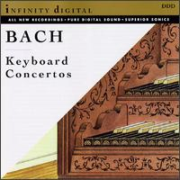 Bach: Keyboard Concertos - Alla Kustariova (piano); Oleg Malov (piano); Pavel Jegorov (piano); Alexander Titov (conductor)