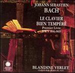 Bach: Le Clavier Bien Tempéré, Premier Livre