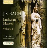 Bach: Lutheran Masses, Vol. 1 - Ben Davies (bass); Eamonn Dougan (bass); Grace Davidson (soprano); Jeremy Budd (tenor); Mark Dobell (tenor);...