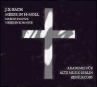 Bach: Mass in B minor - Axel Köhler (alto); Bernarda Fink (soprano); Christoph Prégardien (tenor); Franz-Josef Selig (bass);...