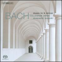 Bach: Mass in B minor  - Carolyn Sampson (soprano); Gerd Türk (tenor); Peter Kooij (bass); Rachel Nicholls (soprano); Robin Blaze (alto);...