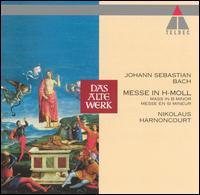 Bach: Messe in H-Moll - Emiko Iiyama (soprano); Helen Watts (alto); Kurt Equiluz (tenor); Max van Egmond (bass); Rotraud Hansmann (soprano);...