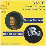 Bach: Piano Concertos; Solo Keyboard Works