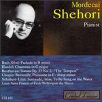 """Bach: Prelude in B minor; Handel: Chaconne in G major; Beethoven: Soanta Op. 31 No. 2 """"The Tempest""""; etc."""