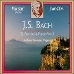 Bach: Preludes (24) and Fugues, Vol. 1