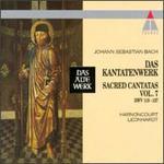 Bach: Sacred Cantatas, Vol. 7 - BWV 119-137