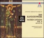 Bach: Sacred Cantatas, Vol. 9 - BWV 163-182