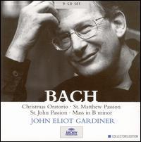 Bach: Sacred Vocal Works - Andreas Schmidt (baritone); Andrew Murgatroyd (tenor); Ann Monoyios (soprano); Anne Sofie von Otter (contralto);...