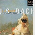 Bach: Solo Partitas Nos. 1, 2, 4