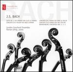 Bach: Suite No. 2 for Flute & Strings; Concerto for Oboe d'Amore