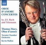 Bach, Telemann: Oboe d'amore Concertos