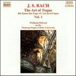 Bach: The Art of Fugue, Vol. 1