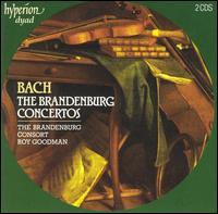 Bach: The Brandenburg Concertos - Alastair Ross (harpsichord); Brandenburg Consort; Gavin Edwards (horn); Judith Tarling (viola); Katharina Arfken (oboe);...