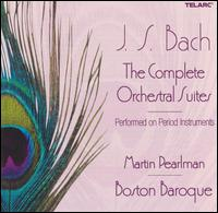 Bach: The Complete Orchestral Suites - Christopher Krueger (flute); Boston Baroque; Martin Pearlman (conductor)