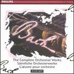 Bach: The Complete Orchestral Works - Academy of St. Martin-in-the-Fields; Adrian Brett (recorder); André Bernard (trumpet); Andrew Davis (organ);...