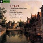 Bach: The Concertos for Two Harpsichords