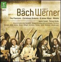 Bach: The Passions; Christmas Oratorio; B Minor Mass; Motets - Agnes Giebel (soprano); August Wenzinger (viola da gamba); Barry McDaniel (bass); Christoph Day (viola d'amore);...