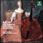 Bach: The Sonatas for Viola da Gamba