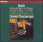 Bach: Toccata & Fugue, BWV565; Prelude & Fugue, BWV552