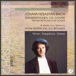 Bach: Transcriptions for Guitar