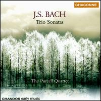Bach: Trio Sonatas BWV 525-530 - Catherine Mackintosh (violin); Catherine Weiss (violin); Purcell Quartet; Richard Boothby (viola da gamba);...