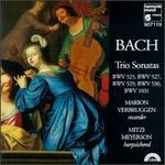 Bach: Trio Sonatas - Marion Verbruggen (recorder); Mitzi Meyerson (harpsichord)