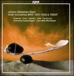 Bach: Violin Concertos BWV 1041-1043 & 1060R